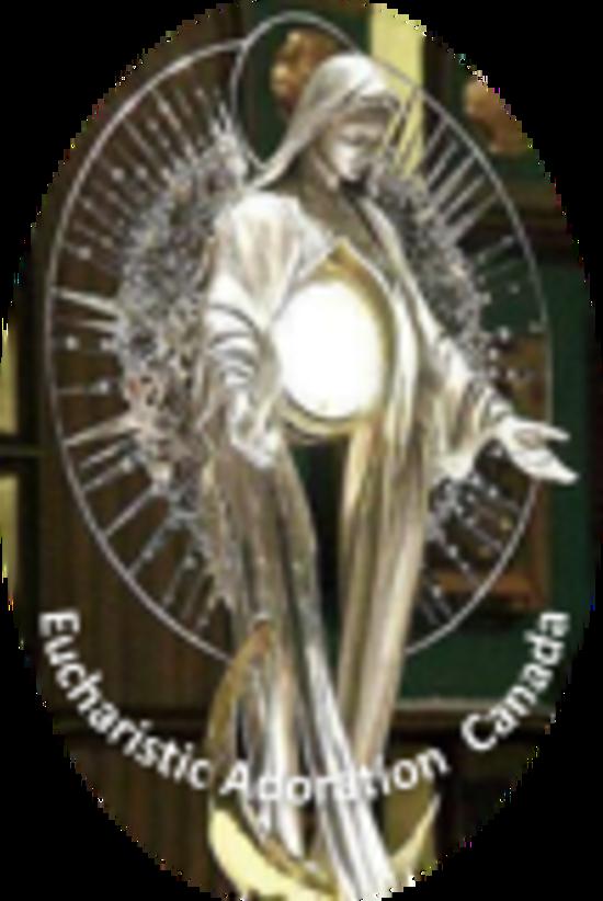 Eucharistic Adoration Canada With Copy