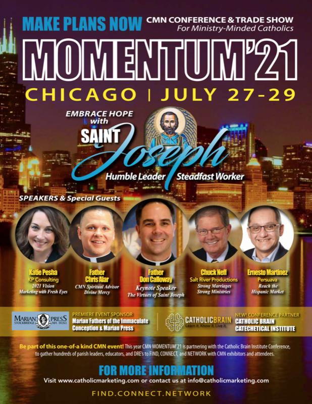CMN MOMENTUM'21- July 27 - 29, 2021