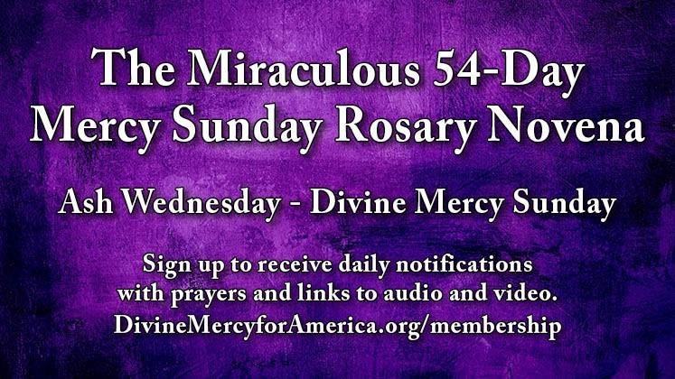 54 Day Lenten Rosary