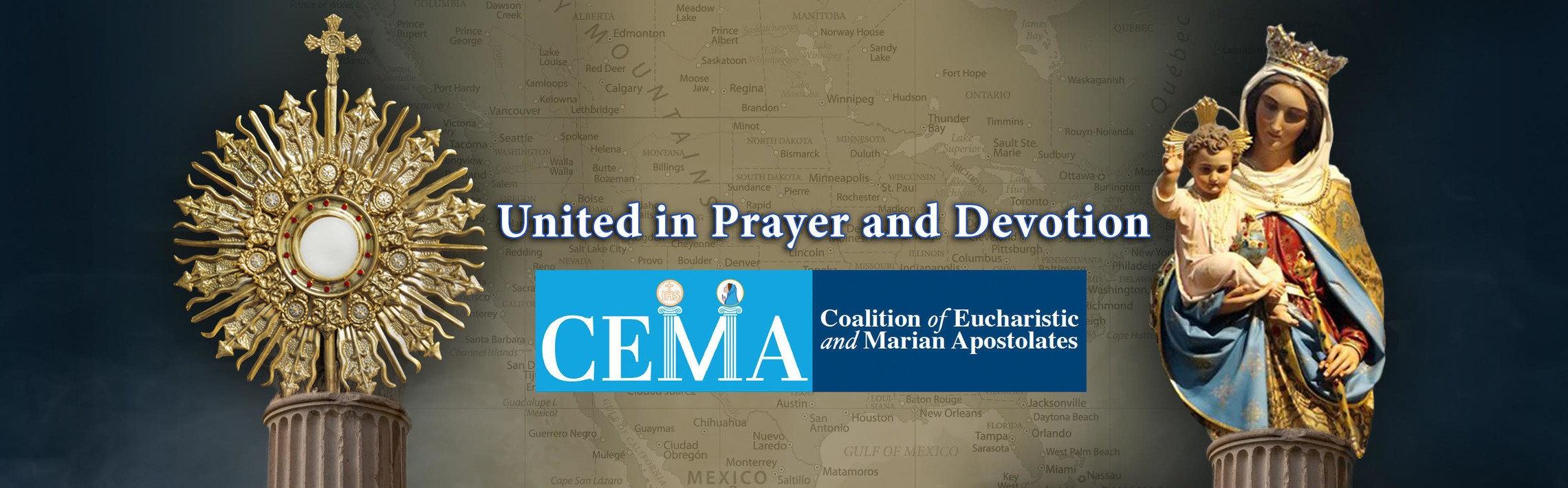 Cema Home Page Graphic