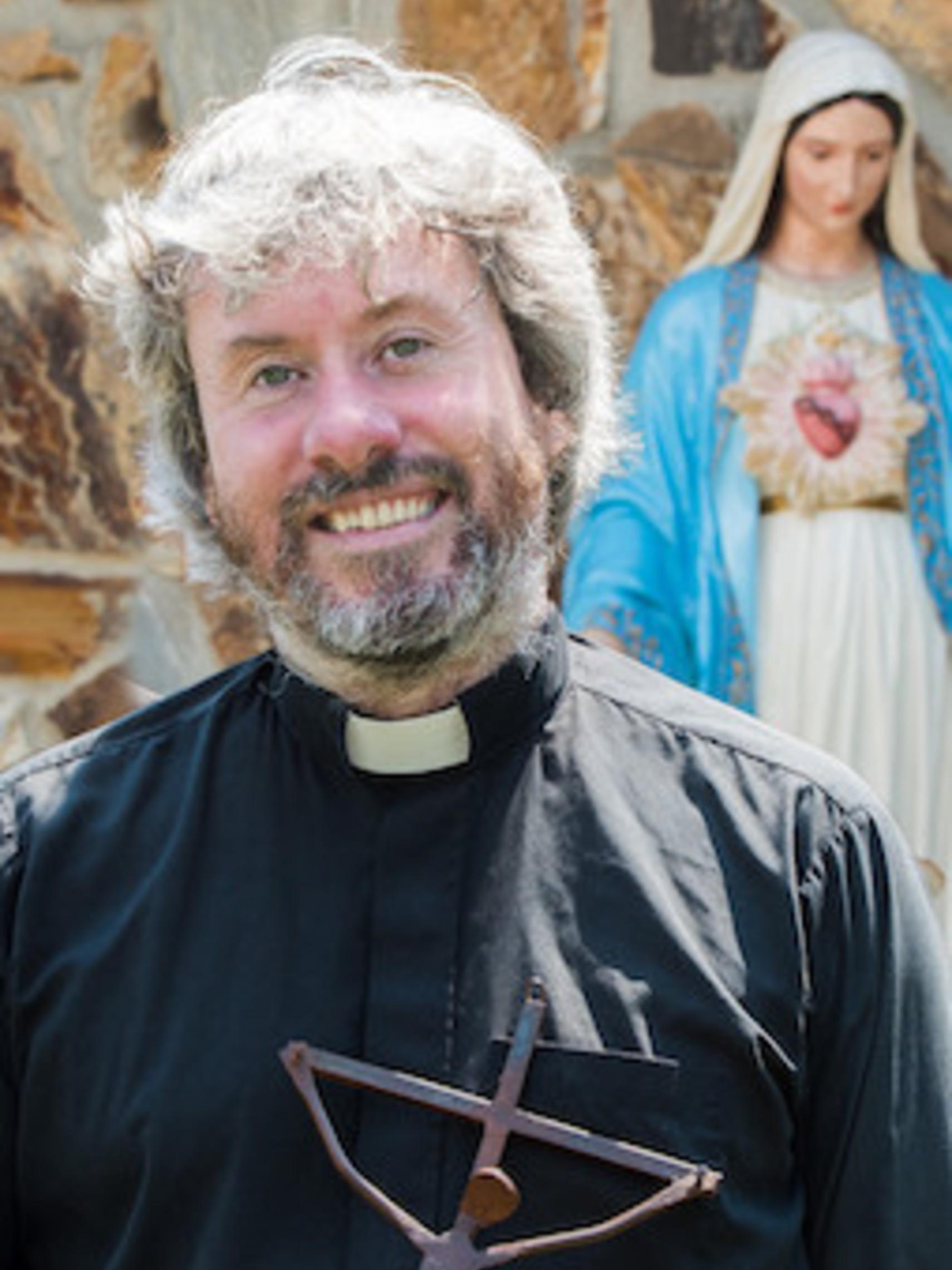 Fr. Hugh Gillespie, SMM