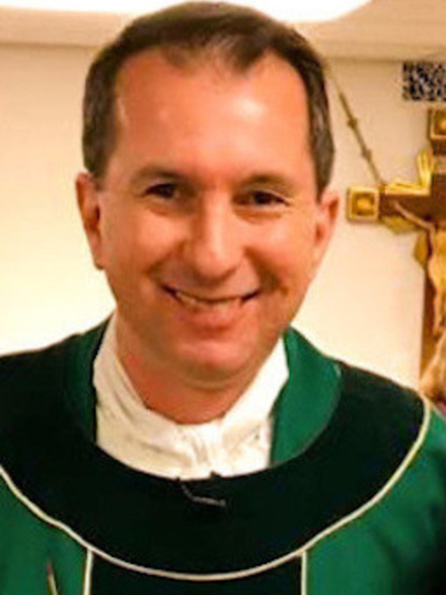 Fr. Lance Harlow
