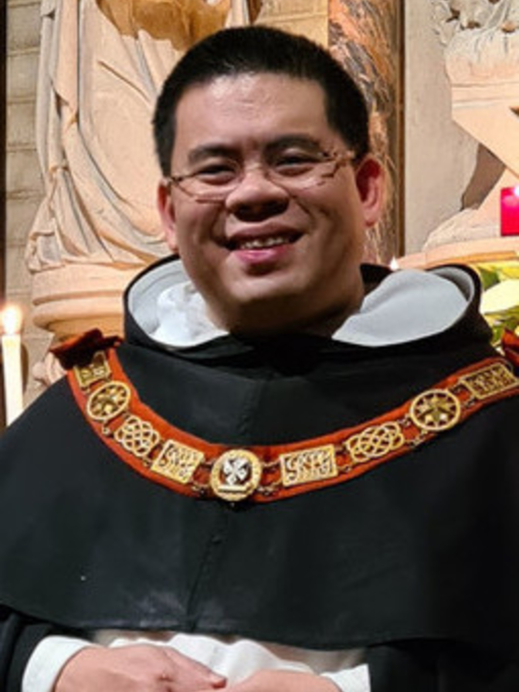 Fr. Lawrence Lew, O.P.