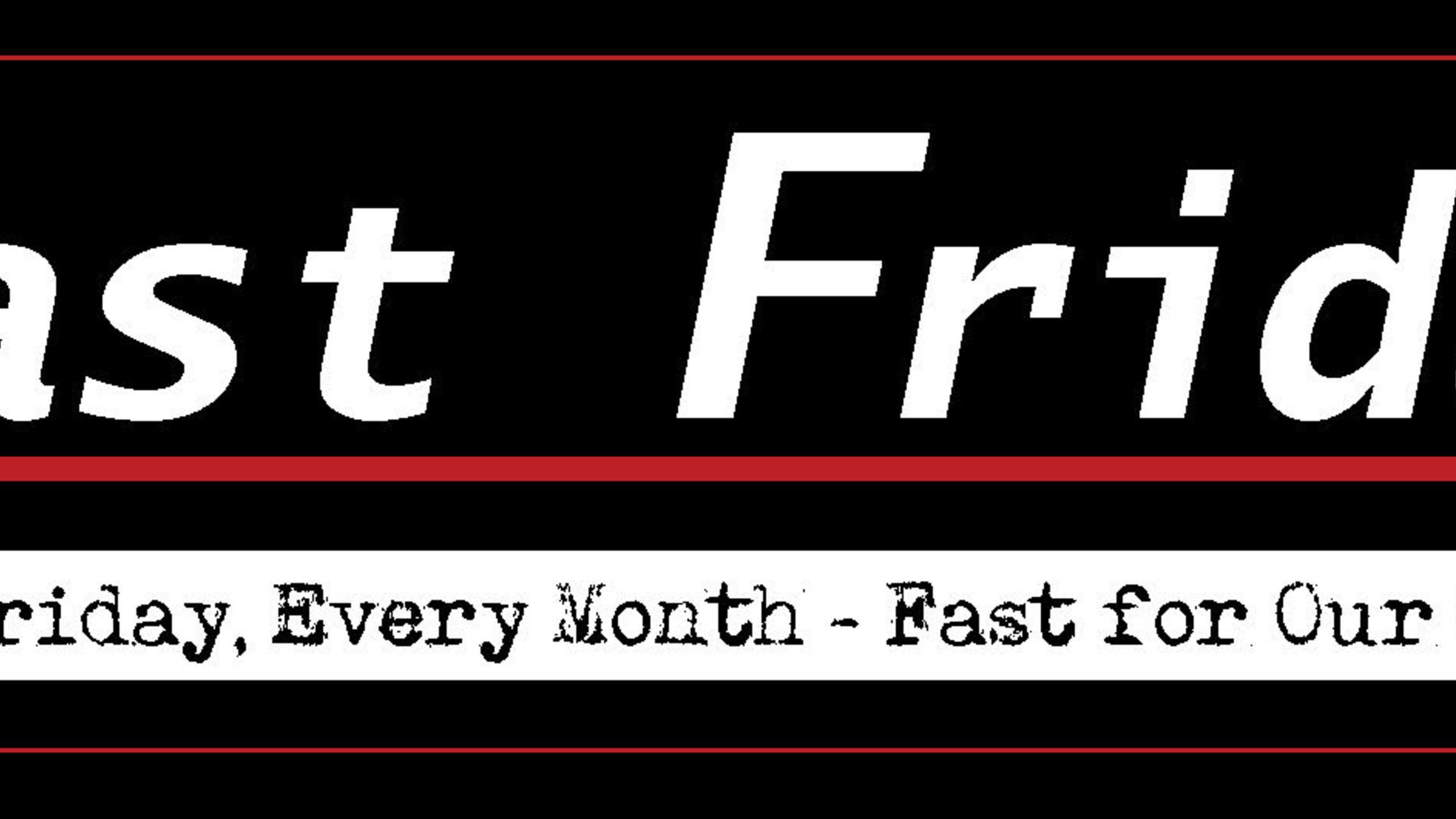 Fast Friday 1667 X 531