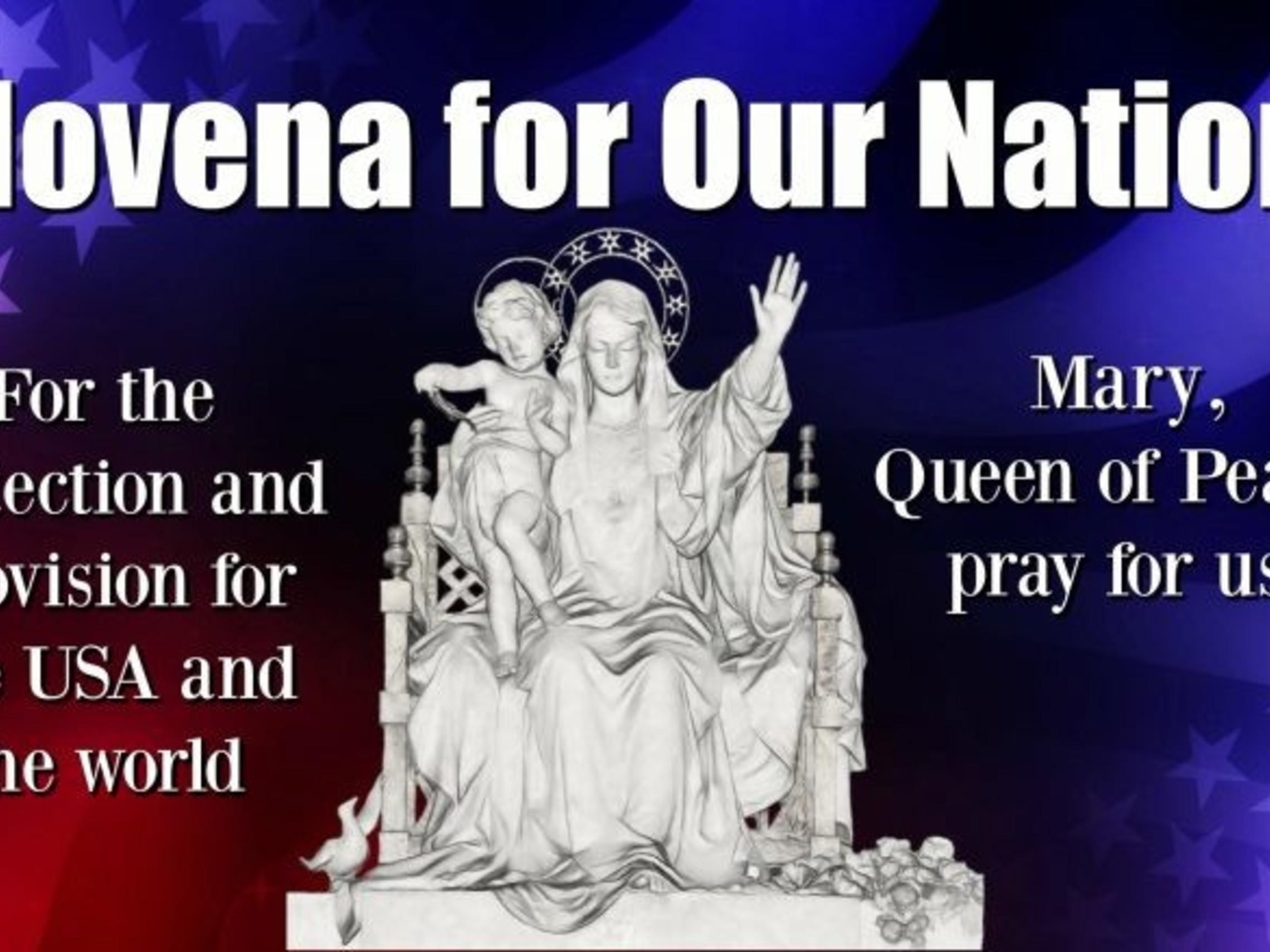 Novena for Our Nation